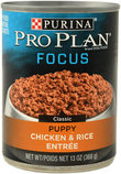 Pro Plan® Focus™ Puppy Food