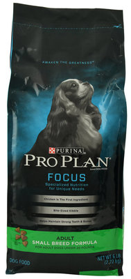 Pro Plan Small Breed Dog Food