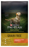 Pro Plan Natural Grain Free Dry (Adult) Dog Food, Chicken/Egg