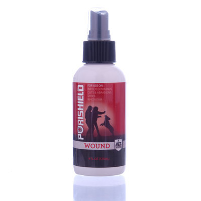 Purishield Wound Spray, 4 oz