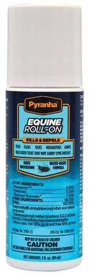 Pyranha Equine Roll-On