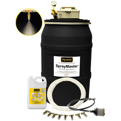 Pyranha SprayMaster Fly Spray System