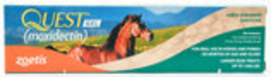 Quest Gel Horse Dewormer, 1-dose