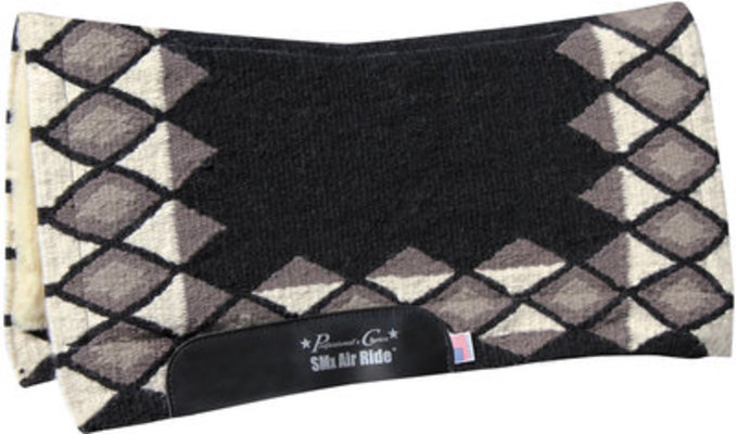 "Comfort-Fit® Quest SMx H.D. Air Ride Saddle Pad, 30"" x 34"""