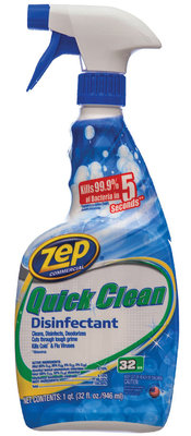 Quick Clean Disinfectant