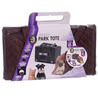 "Park Tote, medium, 16"" x 8"" x 11"" (up to 12 lb)"