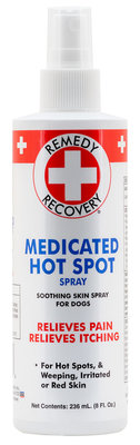 Remedy+Recovery Hot Spot Spray, 8 oz