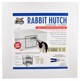 "Rabbit Hutch, 30"" x 30"""