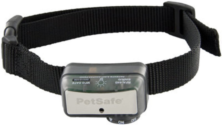 Deluxe Big Dog Bark Control Collar