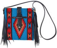 Rafter T Cross Body with Fringe