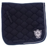 Rambo Diamante Saddle Pad, Dressage