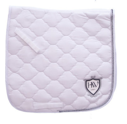 Rambo Diamante Dressage Saddle Pad