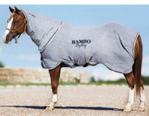 Rambo Dry Rug Horse Cooler