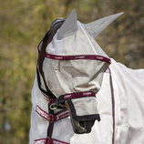 Rambo Plus Fly Mask with Ears