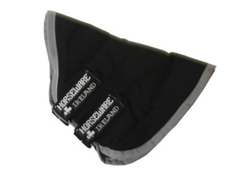 Rambo® Supreme Hood, Black/Silver, Lite Weight