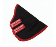 Rambo® Supreme Hood, Black/Red, Medium Weight