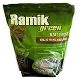 Ramik Green 4 oz Bait Packs