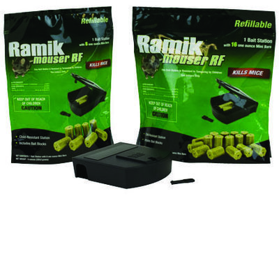 Ramik Mouser Refillable Bait Station
