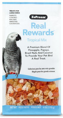 Real Rewards Tropical Mix for Large Birds