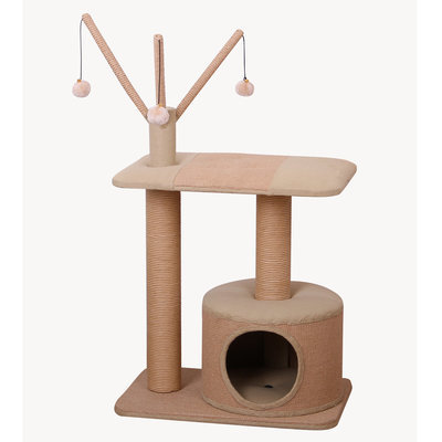 Kitty Condo with Multiple Teasers