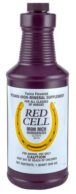 Red Cell Horse Supplement for Energy & Stamina