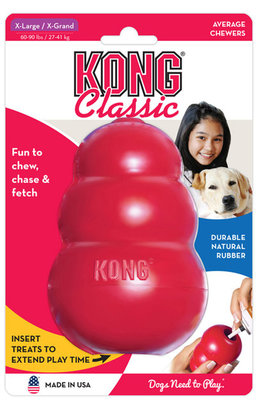 X-Large Red Kong®, 5""