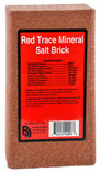 Red Trace Mineral Salt Brick