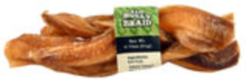 "Redbarn 5"" Braided Bully Sticks"