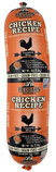Redbarn Naturals Grain-Free Chicken Recipe Dog Food Roll, 3 lb