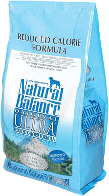 NB Reduced Calorie Dry Dog Food, 15 lb