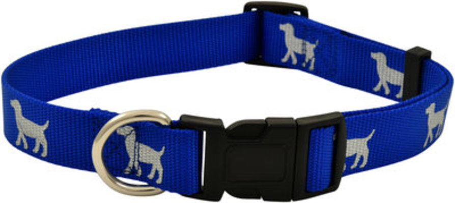 "Reflective Hound Series 5/8"" Collars, 10-16"""