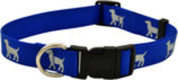 "Reflective Hound Series Collars, 3/4"" x 14""-22"""