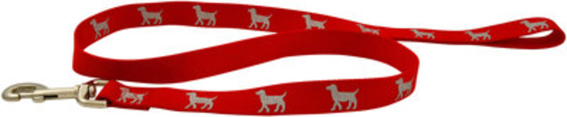 "Reflective Hound Series Leash, 1"" x 4'"