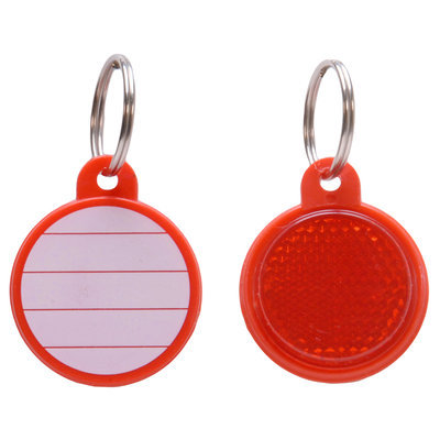 Dog ID Tag & Reflector