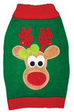Reindeer Sweater by Fashion Pet
