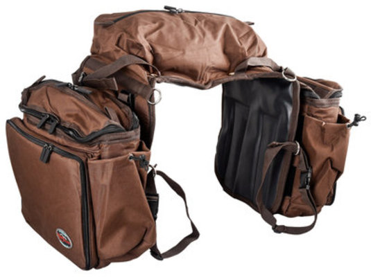 Reinsman Deluxe Saddle Bag