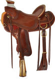 Reinsman Elko Ranch Saddle, Regular Tree