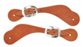 Reinsman Hermann Oak Men's Spur Straps