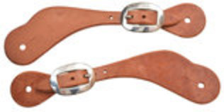 Reinsman Hermann Oak Ladies Spur Straps