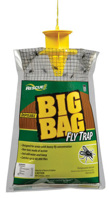 Rescue! BIG BAG Disposable Fly Trap
