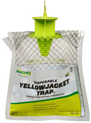 RESCUE! Disposable Yellowjacket Trap, West