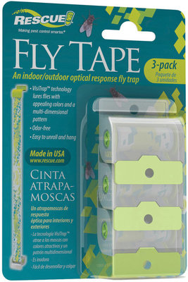 Rescue Fly Tape, 3 pack