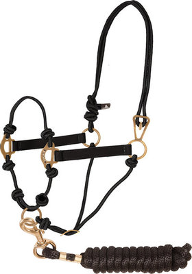 Response Halter with 9' Lead