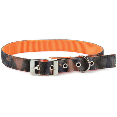 Reversible Camo/Orange Collars & Leads