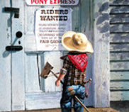 """Riders Wanted"" 1000 Piece Puzzle"