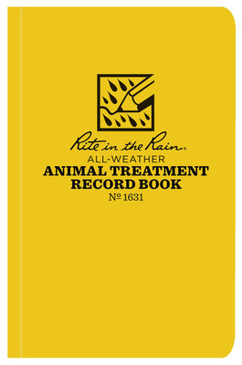 Rite in the Rain Record Book