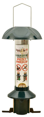 Roamwild PestOff Bird Feeder, Nyjer/Thistle