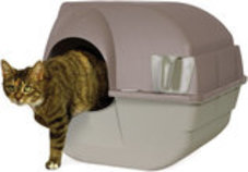 Roll'n Clean Self-Cleaning Litter Box, Large