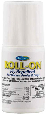 Roll-On Fly Repellent, 2 oz