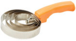 """Roma """"Brights"""" Reversible Curry Comb Color"""